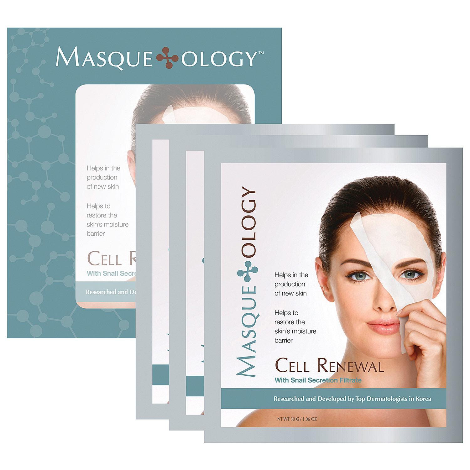 Cell Renewal Masque With Snail Secretion Filtrate