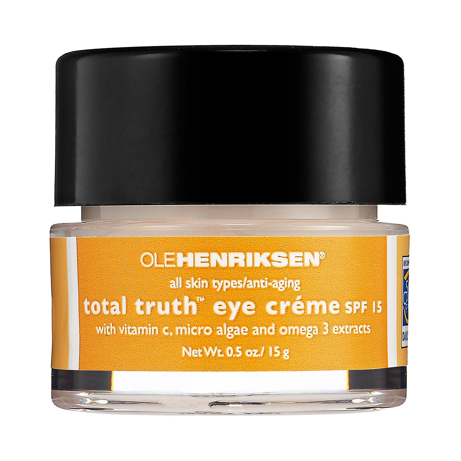 Total Truth™ Vitamin C Eye Crème SPF 15