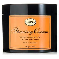 Shaving Cream - Lemon