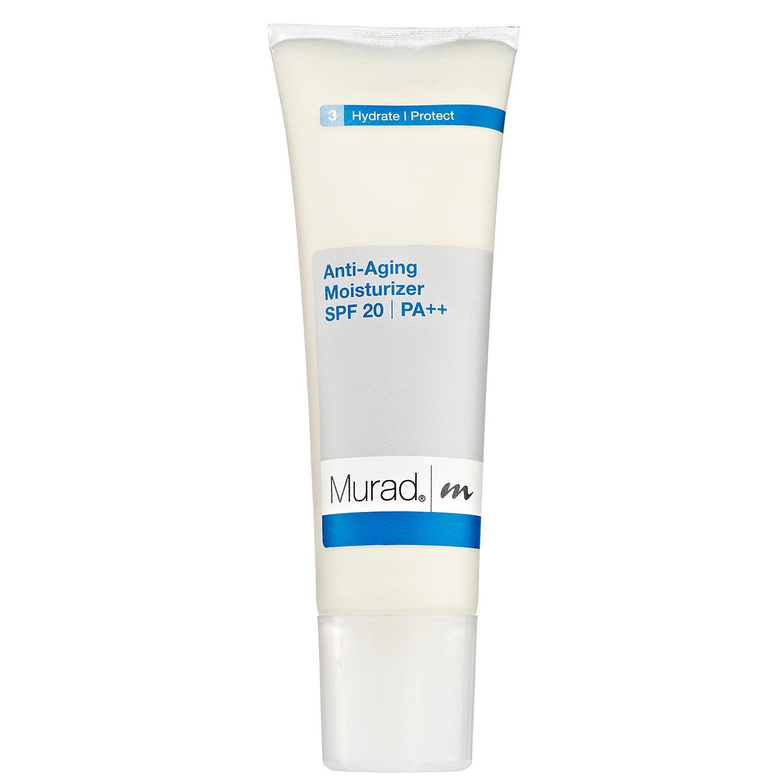 Anti-Aging Moisturizer SPF 20 PA++