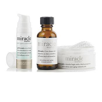 miracle worker dark spot correcting system 1 kit