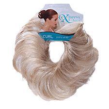 Pony Wrap Curl Hairpiece Dark Blonde