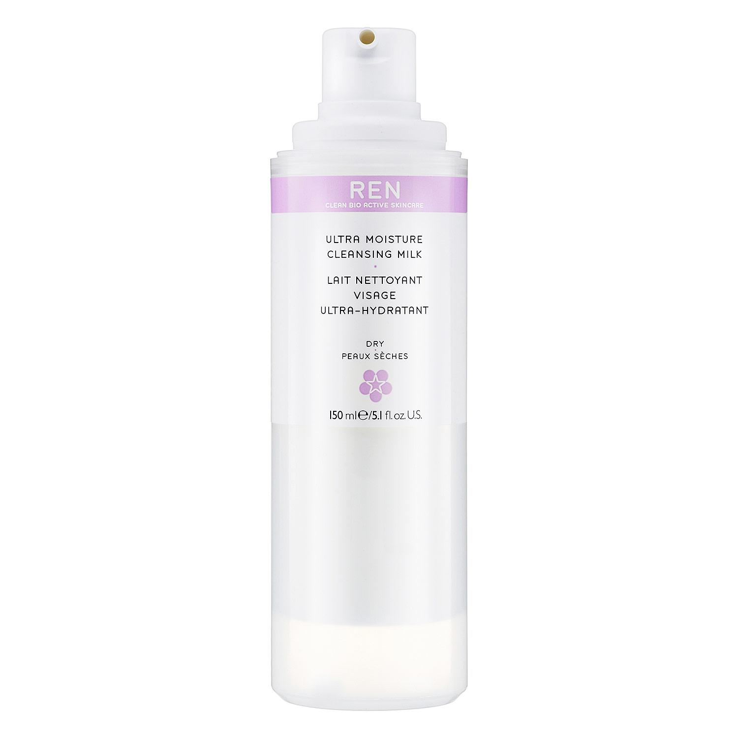 Ultra Moisture Cleansing Milk