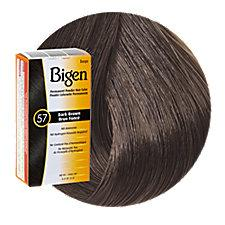 Hair Color Dark Brown #57
