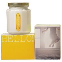 Hello! Yellow Shea Butter Cream