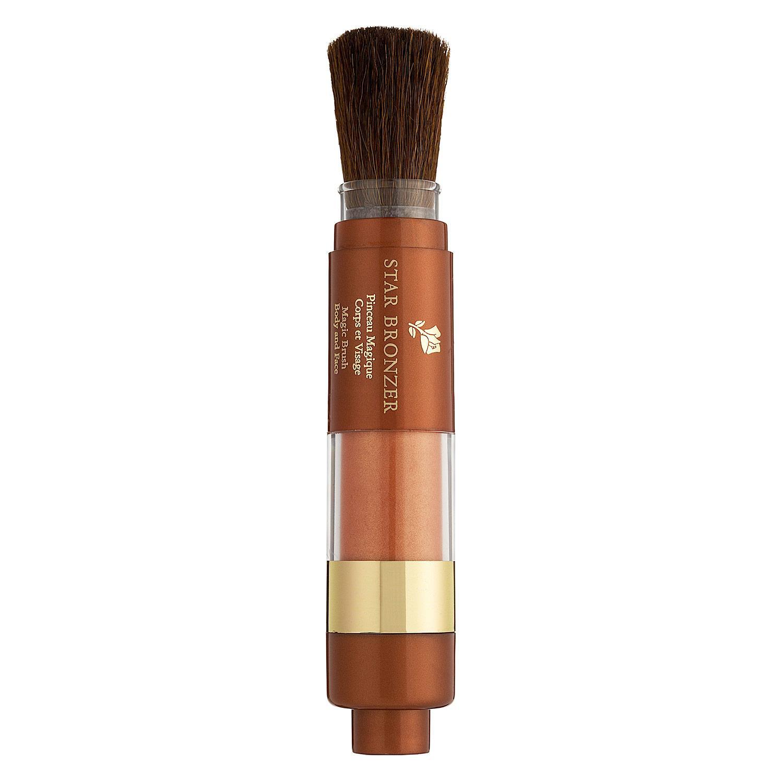 STAR BRONZER - Magic Bronzing Brush - Automatic Powder Brush for Face and Body