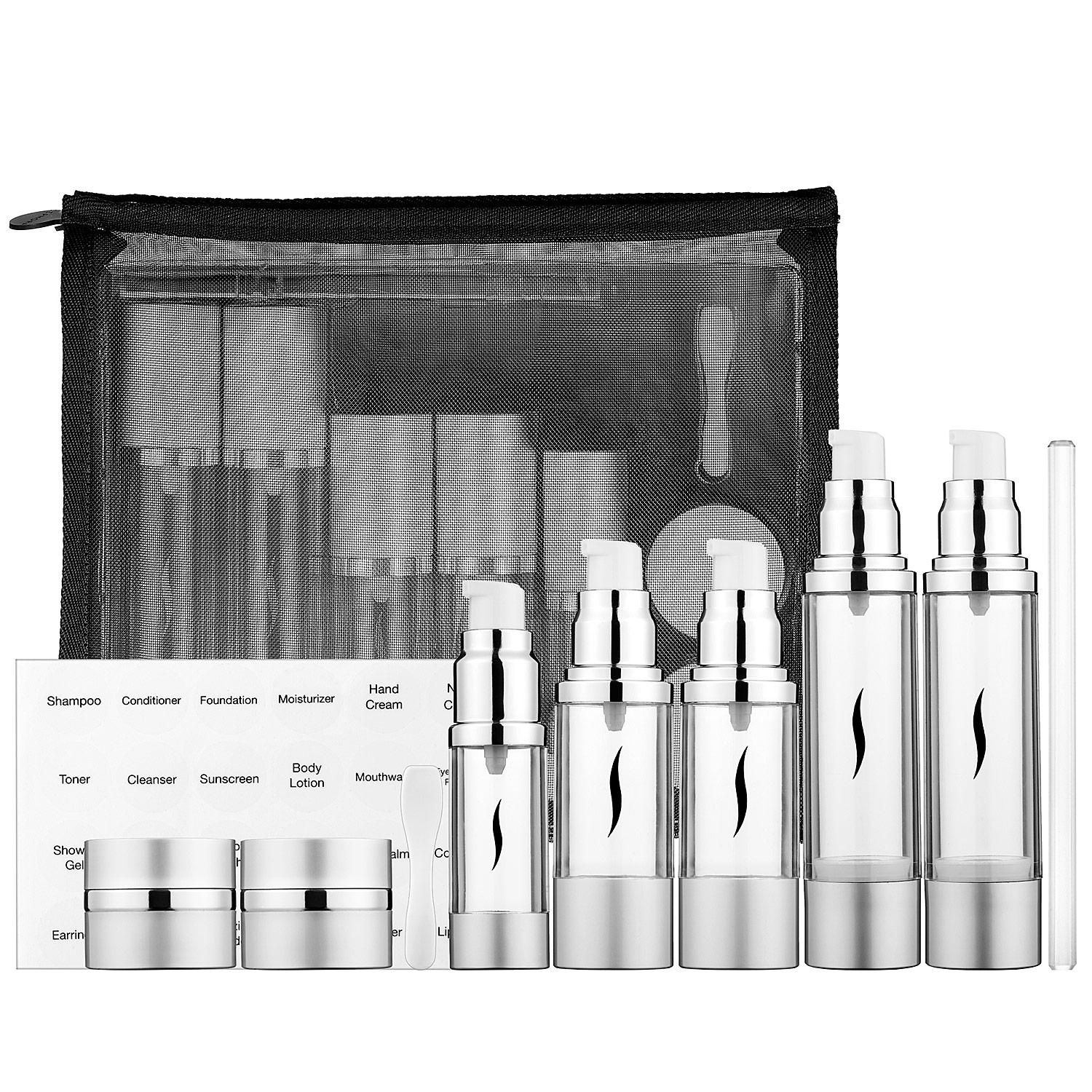 Deluxe Airless Travel Kit
