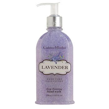 Deep Cleansing Hand Wash, Lavender 8.45 oz (250 ml)