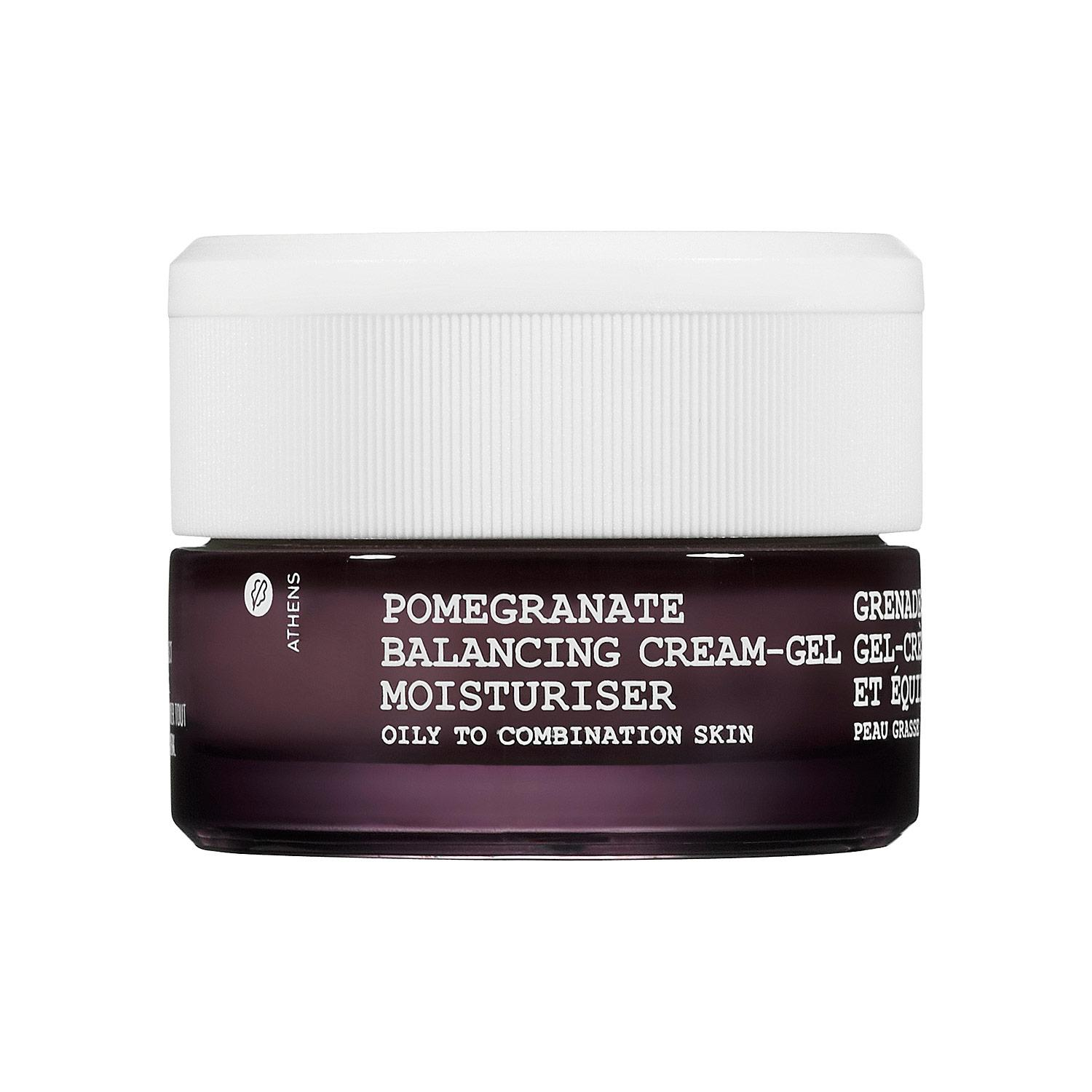 Pomegranate Balancing Cream-Gel Moisturiser