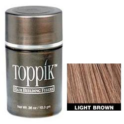 Hair Building Fibers - Light Brown