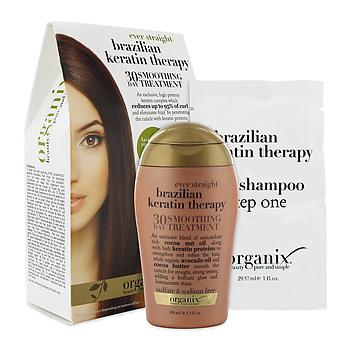 Brazilian Keratin Therapy 30-Day Treatment
