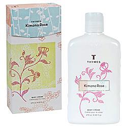 Kimono Rose Body Creme