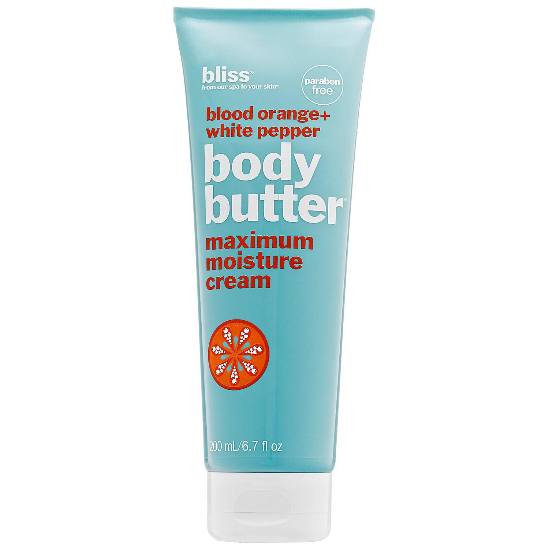 Blood Orange+White Pepper Body Butter Maximum Moisture Cream