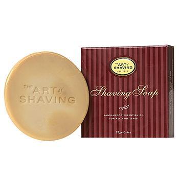 Shaving Soap Refill, Sandalwood for Normal to Dry Skin3.4 oz (95 g)