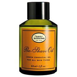 Pre-Shave Oil - Lemon