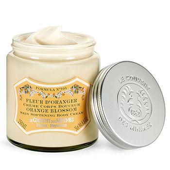 Skin Softening Body Cream, Orange Blossom8.8 Oz