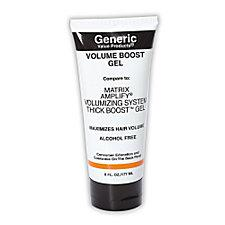 GVP Volume Boost Gel: Compare to Matrix Amplify Thick Boost Gel