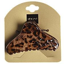 DCNL Animal Print Claw with Flowers