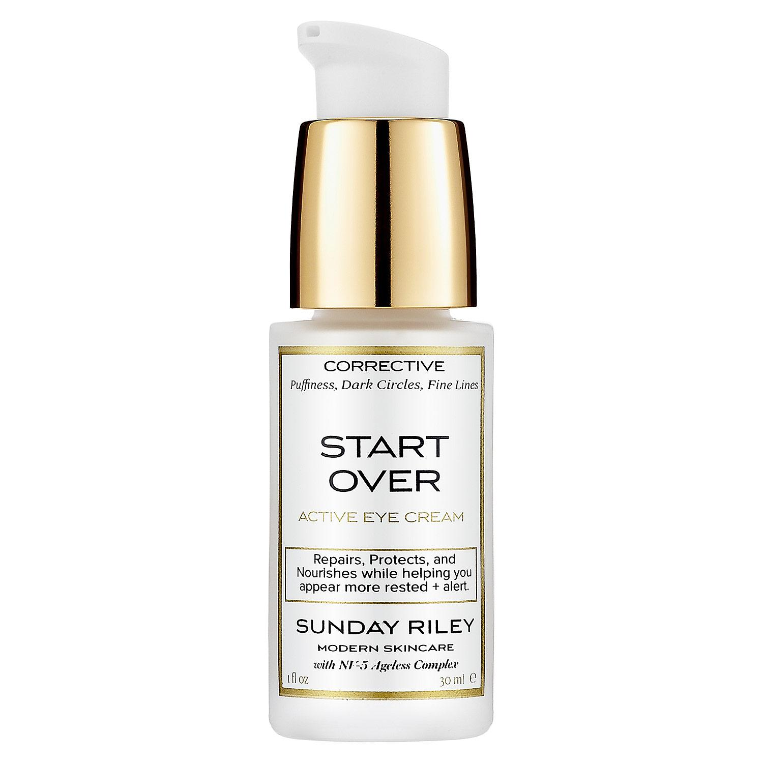 Start Over Active Eye Cream