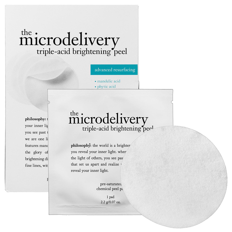 The Microdelivery Triple-Acid Brightening Peel