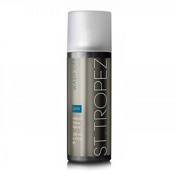 Wash Off Instant Glow Spray Dark, Dark 6.7 oz (200 ml)