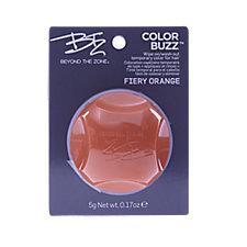 Beyond The Zone Color Buzz Fiery Orange