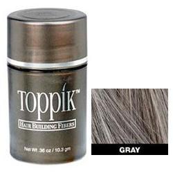 Hair Building Fibers - Gray