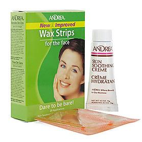 Wax Strips For The Face