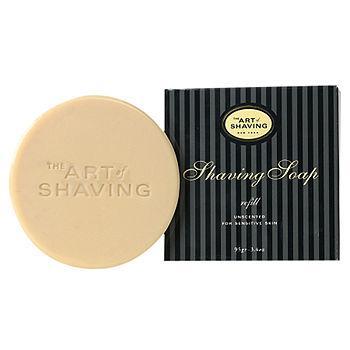 Shaving Soap Refill, Unscented for Sensitive Skin3.4 oz (95 g)