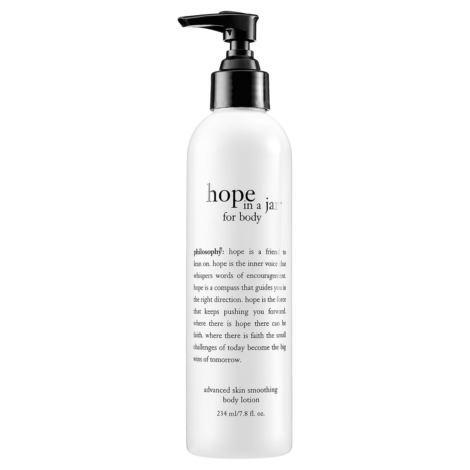 Hope In A Jar™ For Body – Advanced Skin Smoothing Body Lotion