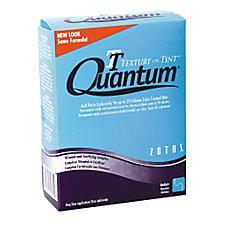 Quantum Texture on Tint Blue Ring Acid Perm