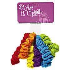 Bright Color Ponytailers