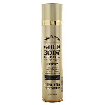 Hovan's Gold Body Lotion 1.7 oz.