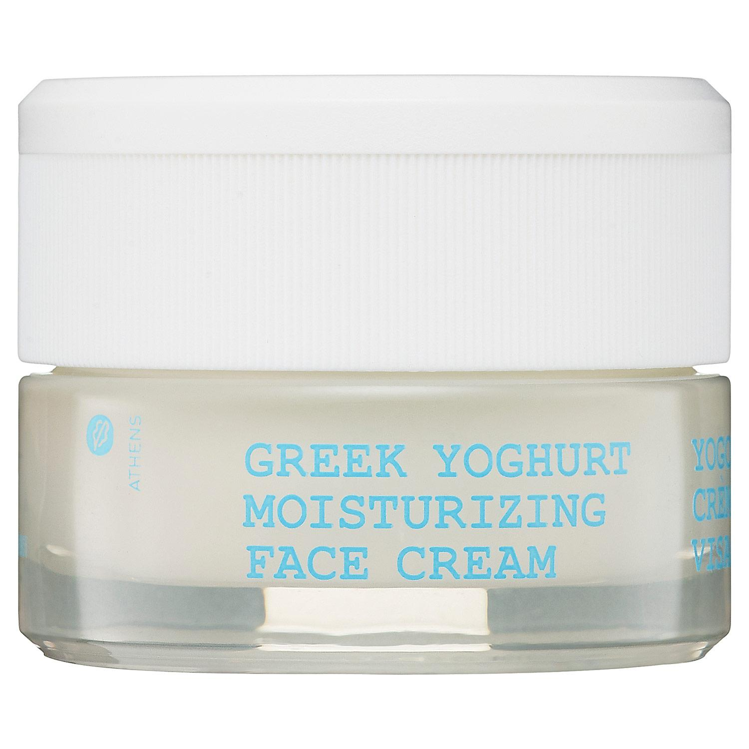 Greek Yoghurt Moisturizing Face Cream