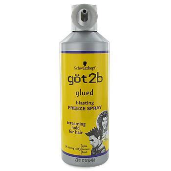 Glued Blasting Freeze Spray