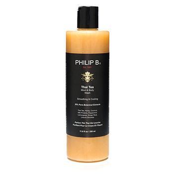 Thai Tea Mind & Body Wash, Thai Tea 11.4 oz (350 ml)