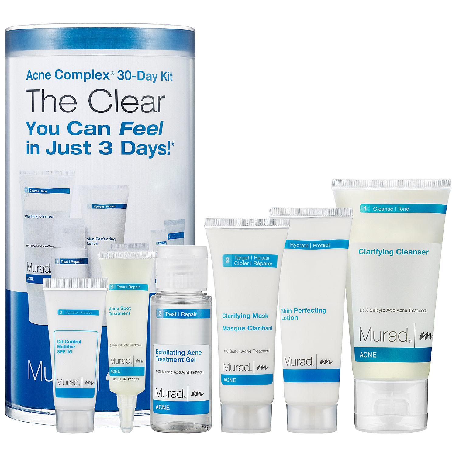 Acne Complex® 30-Day Kit