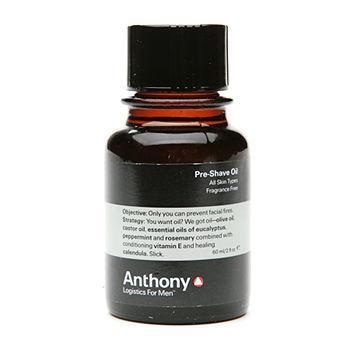 Pre-Shave Oil, All Skin Types, Fragrance Free2 oz (60 ml)
