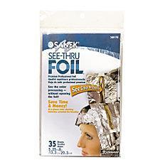 Sanek See-Thru Foil