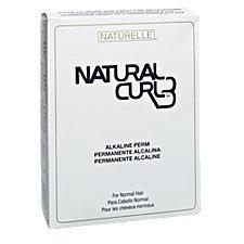 Natural Curl Salon Perm