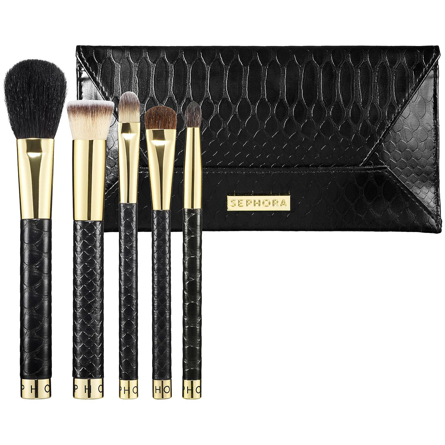 Luxe Face Brush Set