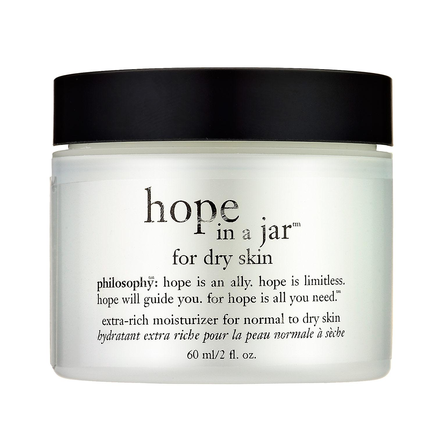 Hope In A Jar Therapeutic Moisturizer For Dry Sensitive Skin