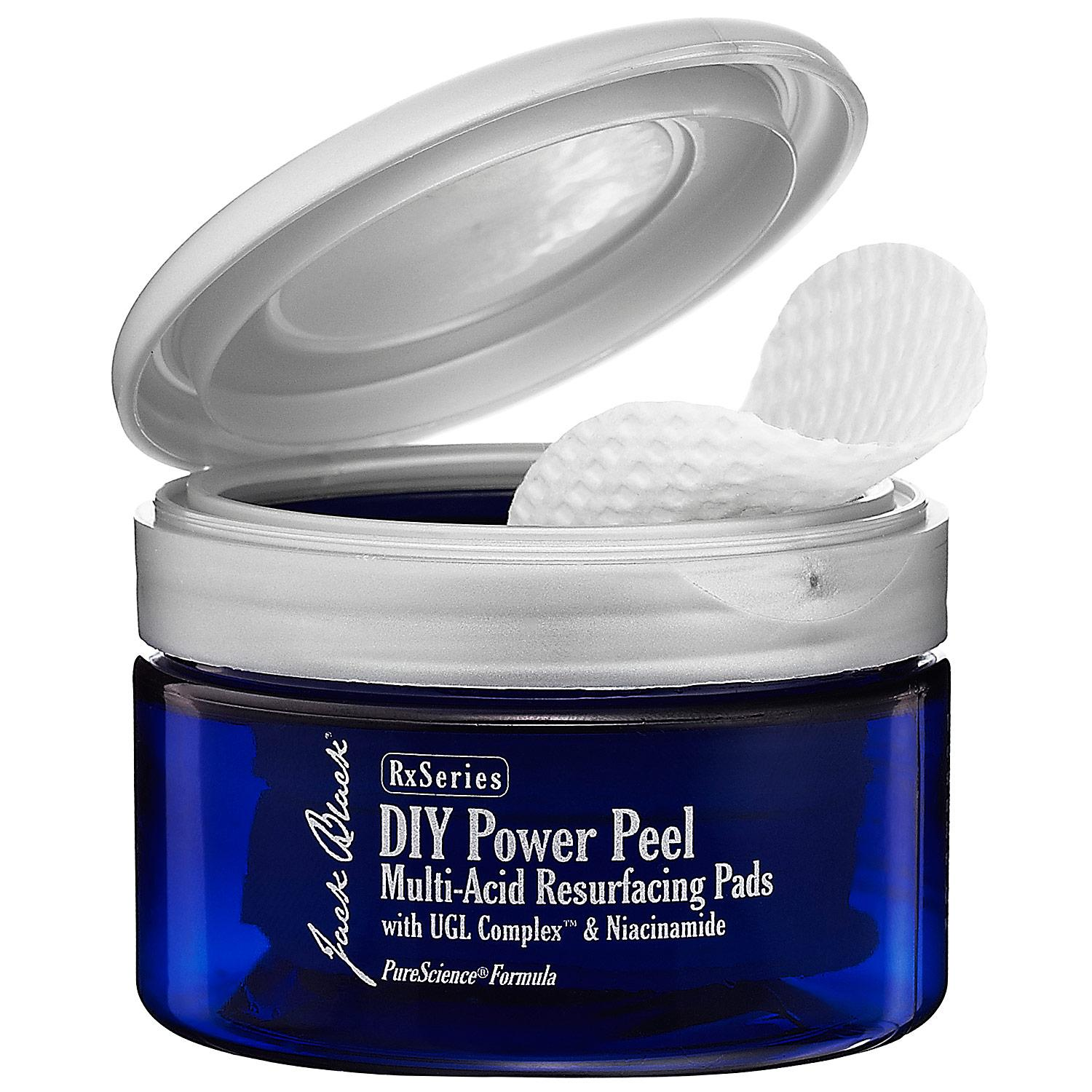 Rx Series DIY Power Peel Multi-Acid Resurfacing Pads