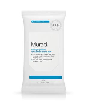 Clarifying Wipes