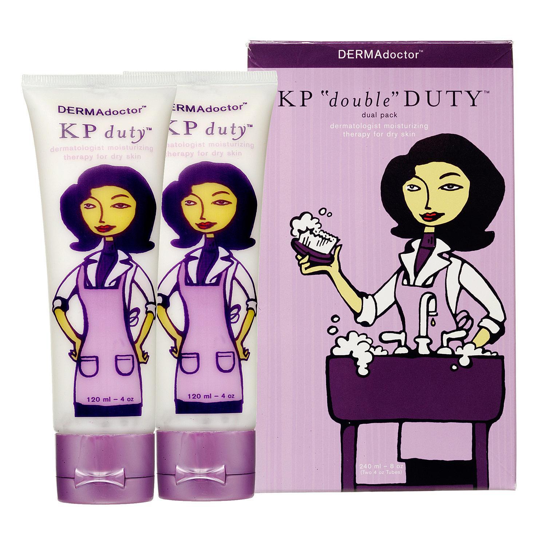 KP 'Double' Duty