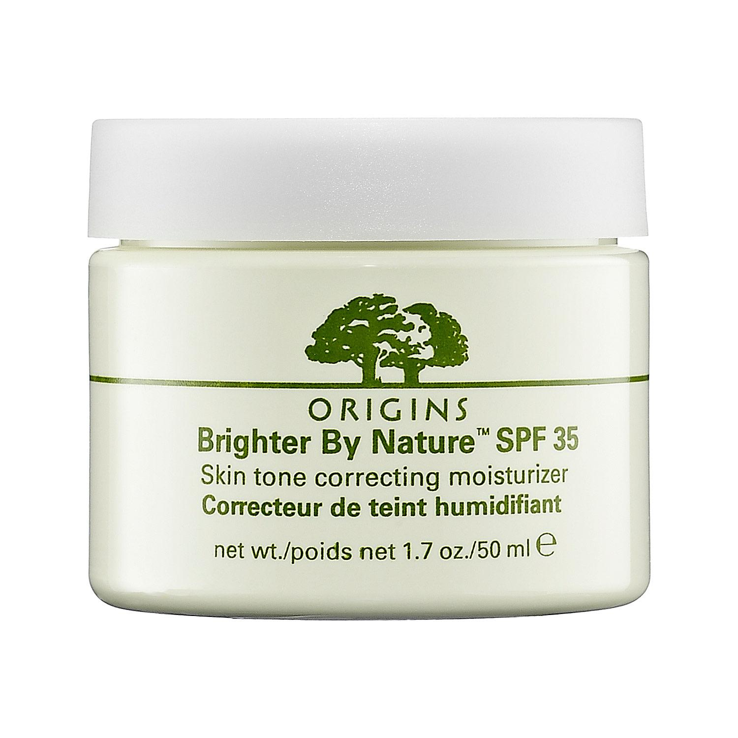 Brighter By Nature™ SPF 35 Skin Tone Correcting Moisturizer