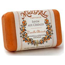 Shea Butter Soap - Vanilla Apricot Oatmeal