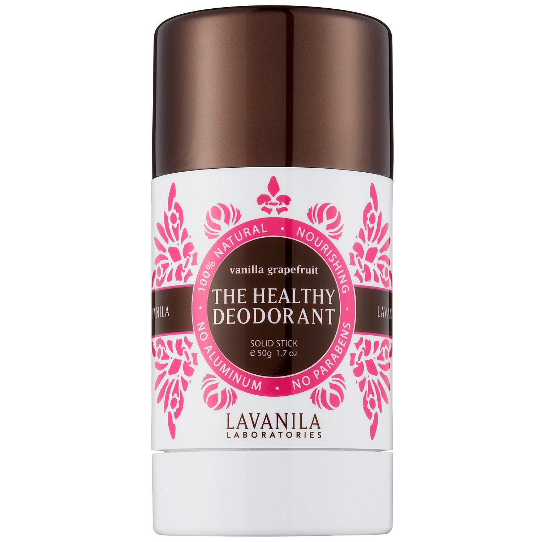 The Healthy Deodorant
