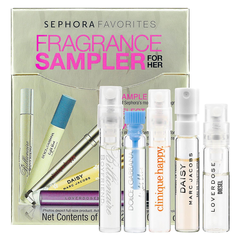 Beauty To Go Fragrance Sampler For Her