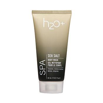 Spa Sea Salt Body Wash Travel Size 2 oz (60 ml)